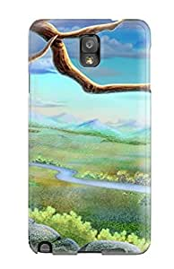ZippyDoritEduard Galaxy Note 3 Well-designed Hard Case Cover Nature Protector