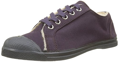 Violet Kelly Sneakers Fourree Violett Bensimon Damen Tennis zE6w7Y