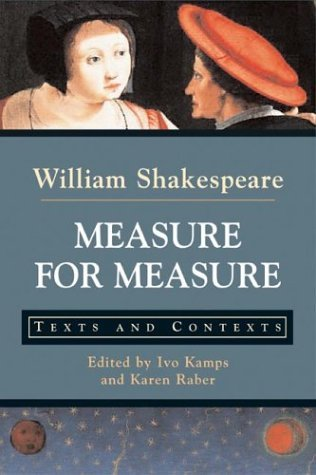 Measure for Measure: Texts and Contexts (The Bedford Shakespeare Series) by William Shakespeare - Bedford Mall Stores