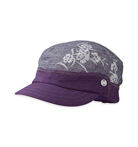 Outdoor Research Women's Clara Cap, Elderberry, (Clara Hat)