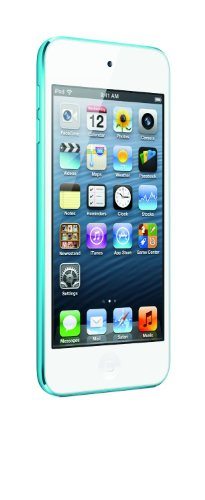 Price comparison product image Apple iPod Touch 32GB (5th Generation) - Blue (Certified Refurbished)