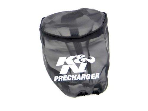K&N YA-2597PK Black Precharger Filter Wrap - For Your K&N YA-2597 Filter K&N Engineering