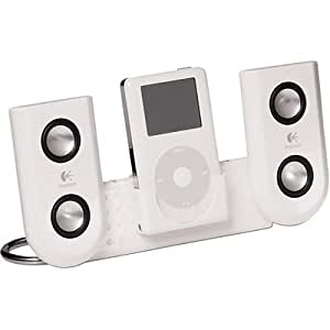 Logitech mm22 Portable Speakers for iPod