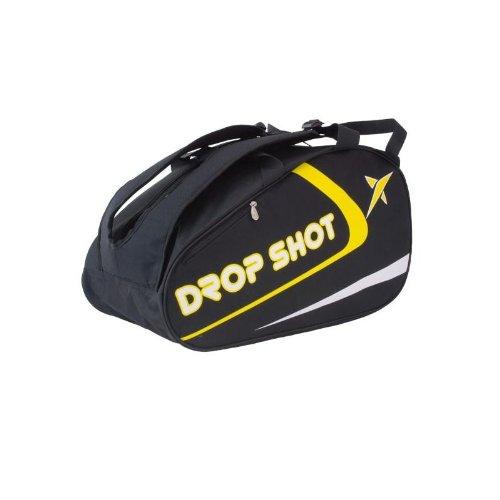 Drop Shot Club Tischtennis Tasche, Gelb, Größe 1
