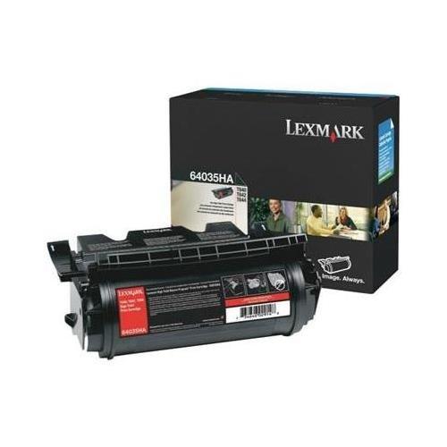 Lexmark 64035ha High Yield - Lexmark 64035HA OEM Toner - T640 T642 T644 High Yield Toner (21000 Yield) - Lexmark 64035HA