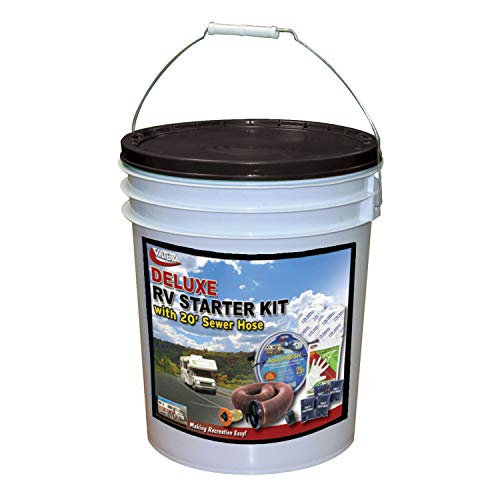 Valterra K88123 RV Starter Kit in a Bucket-Deluxe