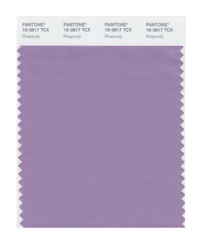 Pantone 16-3817 TCX Smart Color Swatch Card, Rhapsody