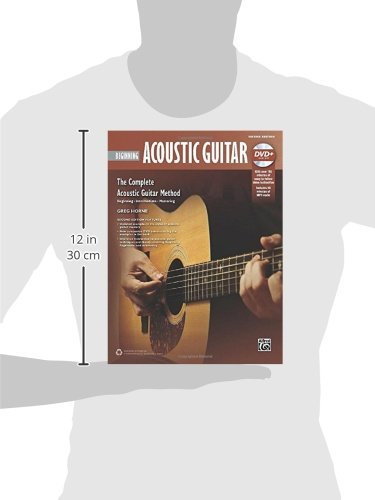 Complete Acoustic Guitar Method: Beginning Acoustic Guitar, Book & DVD With DVD Complete Method: Amazon.es: Greg Horne: Libros en idiomas extranjeros