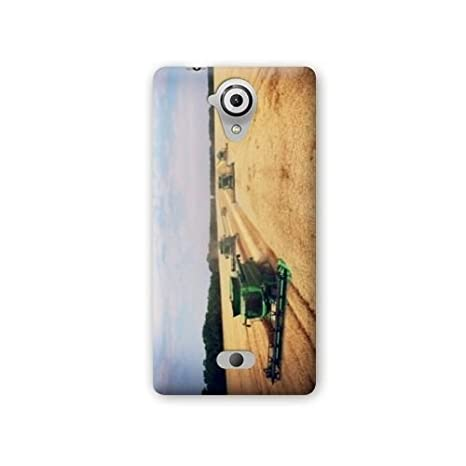 Amazon.com: Case Wiko U Feel Lite Agriculture - Tracteur ...