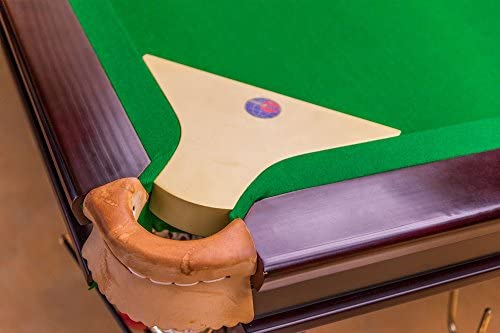 Profesional de snooker métrica Plantillas Set (Professional Pocket ...
