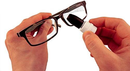 iGlassClean: Liquid free, Reusable Eyeglass, Sunglass Cleaner and Computer keyboard cleaner