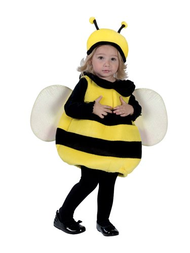 Bumble Bee Toddler Halloween Costume size 24 Months 12-24m (Infant Bumble Bee Costume)