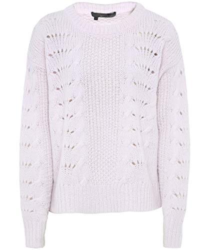 Sweater Maglione Amari 360 Cashmere Donna Rosa Da Maglia wdqTOqS