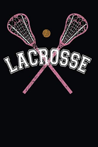 ccfd5045 LACROSSE: Lacrosse Notebook, Lacrosse Journal, Lacrosse Log, Lacrosse Diary  120 page blank lined soft cover notebook (Lacrosse Life)
