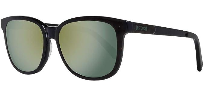 Just Cavalli Sonnenbrille JC674S 5456Q Gafas de sol, Marrón ...