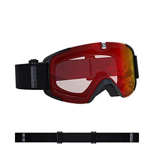 Salomon, Xview, Gafas de esquí unisex