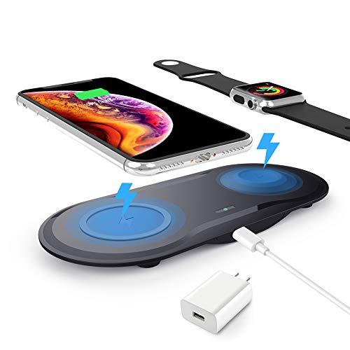 ZealSound Dual Wireless Charger