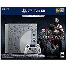 Ps4 Pro Playstation 4 Pro 1tb 4k Edição Especial God Of War + Bolsa Personalizada