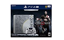 PlayStation 4 Pro 1TB Limited Edition Console - God of War Bundle