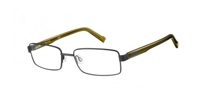 Pierre Cardin P.C. 6834 003 55 Gafas de Sol, Negro (Matt ...