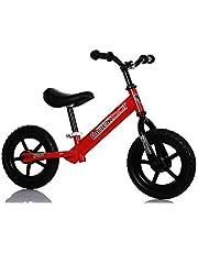 GEEKBOT draisiana - Bicicleta Infantil sin Pedales - Sillín Regulable en Altura - Bicicleta Infantil 2 A 5 años
