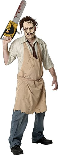Adult Leatherface Adult Costume Halloween Costume