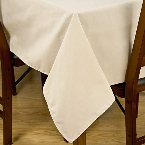 OKSLO Premier 90 x 90 tablecloth, beige ()
