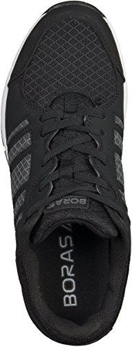 Boras 3180 Herren Sneakers Schwarz/Weiß