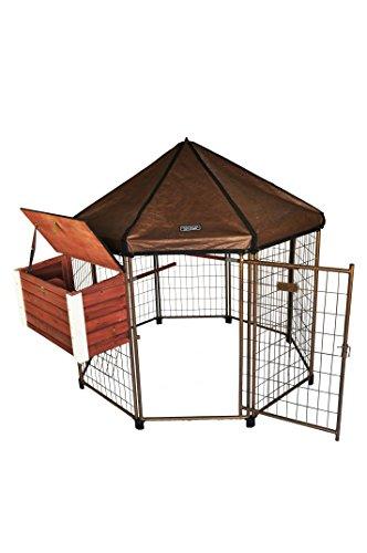 Advantek Double Nesting Box Chicken Coop Plans