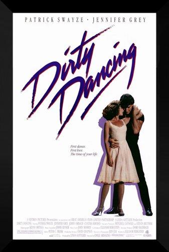 patrick swayze dirty dancing poster