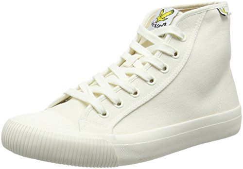 outlet great deals Lyle & Scott Men's Luggie Canvas Trainers White (Off White) buy cheap wiki free shipping in China sale authentic eCyFHetNn
