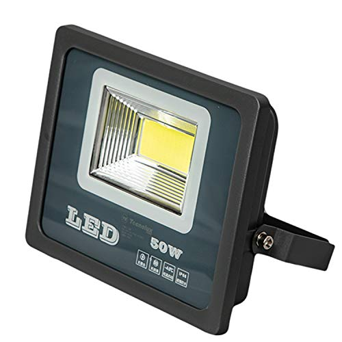 50W Floodlight Led Foco Proyector Led para Exterior Iluminación ...