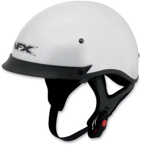 AFX FX-72 Half Helmet Pearl White MD
