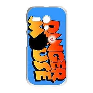Danger Mouse Motorola G Cell Phone Case White