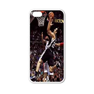 Exclusive Manu Ginobili plastic hard case skin cover for iPhone 5C AB938866