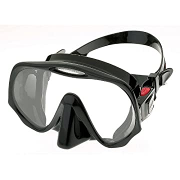 Image of Atomic Aquatics Frameless Mask for Scuba Diving and Snorkeling
