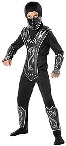 Dragon Master Ninja Costume, Medium (8-10)