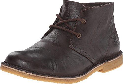 UGG Men's Leighton Chukka Boot, Chocolate, 12 M ()