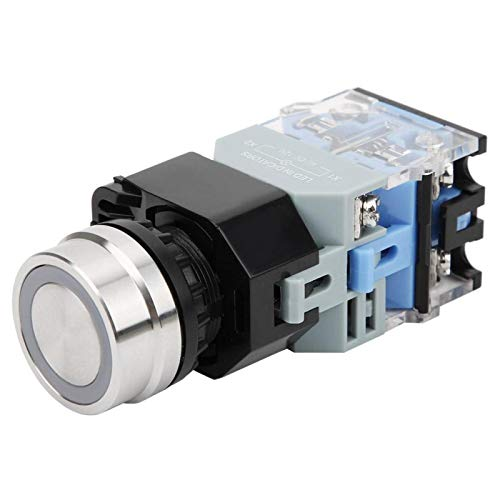 Knoop GQ38 Reset 22mm voor Industriële Controle (Reset, Pisa Scheve Torentype)
