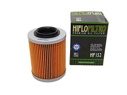 Filtro de aceite HiFlo hf152/para Aprilia