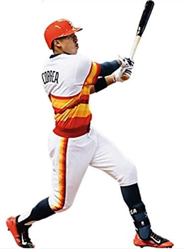 FATHEAD Jr. Carlos Correa Houston Astros Official MLB Vinyl Wall Graphic 20