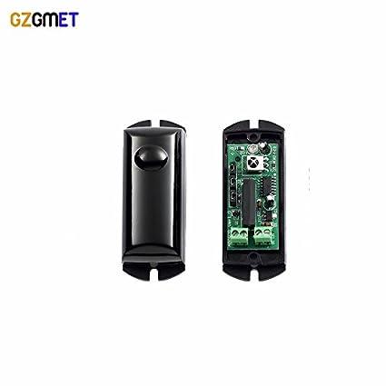 Elvy GZGMET Sensitivity Infrared Beam Sensor Alarm