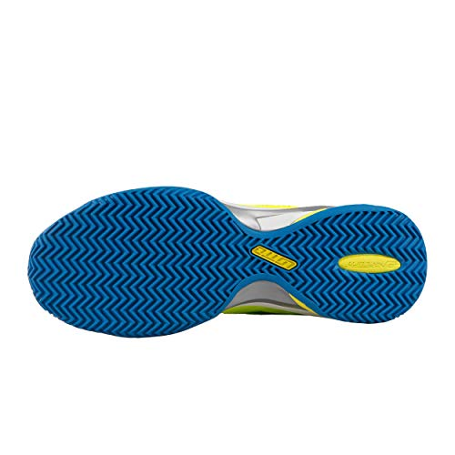 Terre De Chaussure Jaune Ultra Clair Tennis Bleu 5 Viper Battue 45 Hommes Chaussures Lotto Iv Clay UYzqygw