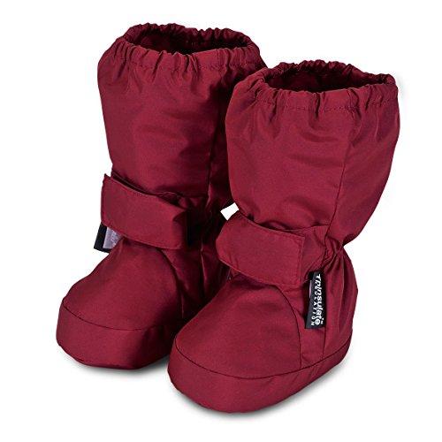 Sterntaler Hiver chaussure de bébé Taille 17-18 Couleur 802 piment rouge, extra haute