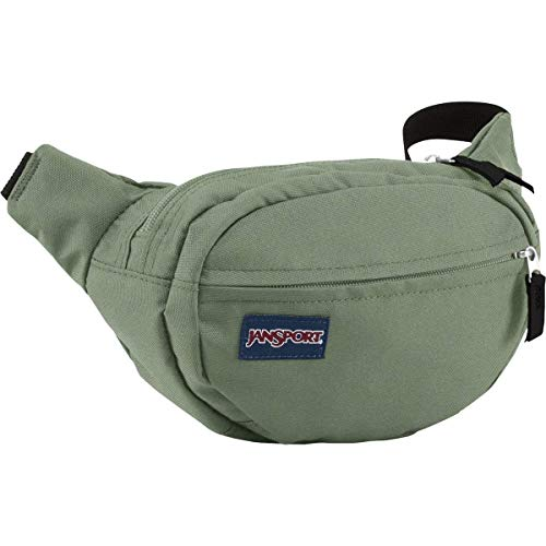 JanSport, Fifth Ave Fanny Pack, A/Muted Green
