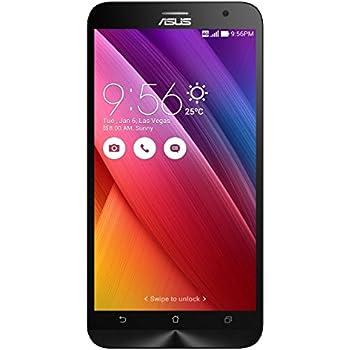 ASUS ZenFone 2 Unlocked Cellphone, 64GB, Black (U.S. Warranty)