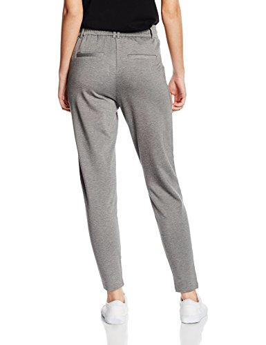 Only 15115847, Pantalones para Mujer Gris (Medium Grey Melange)