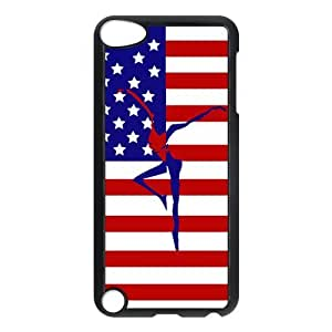 Custom Dave Matthews Plastic Cases Protector Snap On Cover For ipod Touch 5g, ipod Touch 5 Case