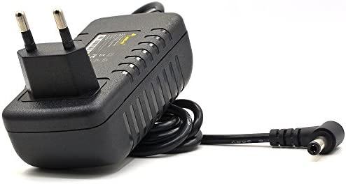 Cargador Universal LEICKE ULL 5V 1,5A 7,5W | Para impresora de etiquetas, escáner, Switch, Routers, pantallas LCD y TFT, RDSI, PED, CCTV, Tira de luz ...