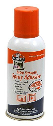 ELMERS Board Mate Extra Strength Spray Adhesive (E143)